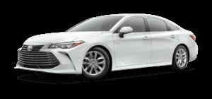 New 2019 Toyota Avalon Hybrid
