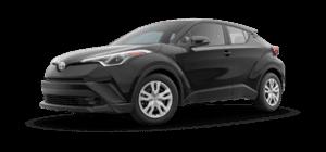 2019 Toyota C-HR LE 4D Sport Utility