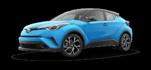 2019 Toyota C-HR XLE 4D Sport Utility