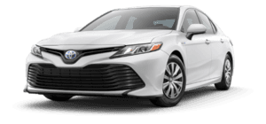 2019 Toyota Camry Hybrid LE 4D Sedan