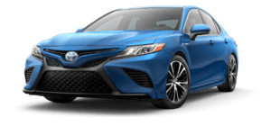 2019 Toyota Camry Hybrid SE CVT