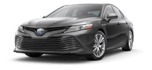 2019 Toyota Camry Hybrid XLE 4D Sedan