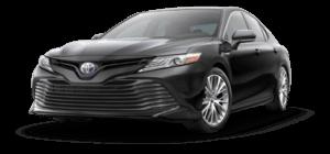 2019 Toyota Camry Hybrid XLE CVT