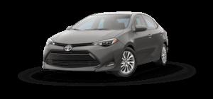 2019 Toyota Corolla XLE CVT