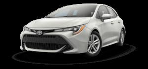 2019 Toyota Corolla Hatchback SE 5D Hatchback
