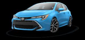 New 2019 Toyota Corolla Hatchback