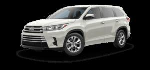 2019 Toyota Highlander LE 4D Sport Utility