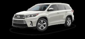 2019 Toyota Highlander Limited Platinum 4D Sport Utility