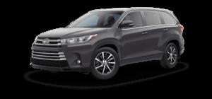 2019 Toyota Highlander XLE V6 FWD