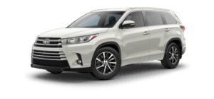 2019 Toyota Highlander XLE 4D Sport Utility