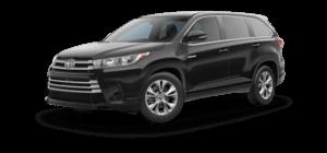 2019 Toyota Highlander Hybrid V6 LE