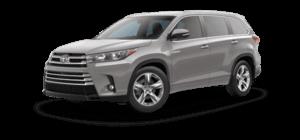 2019 Toyota Highlander Hybrid Limited V6 AWD