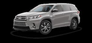 New 2019 Toyota Highlander Hybrid