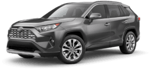 2019 Toyota RAV4 Limited 4D Sport Utility