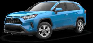 2019 Toyota RAV4 XLE 4D Sport Utility