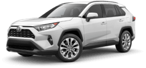 2019 Toyota RAV4 XLE Premium 4D Sport Utility
