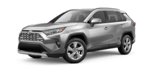 2019 Toyota RAV4 Hybrid Limited 4D Sport Utility