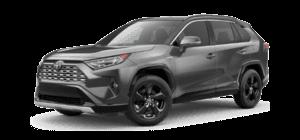 2019 Toyota RAV4 Hybrid XSE 4D Sport Utility