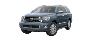 2019 Toyota Sequoia Platinum 4D Sport Utility