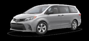 2019 Toyota Sienna L FWD 7-Passenger