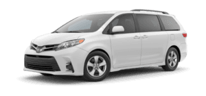 2019 Toyota Sienna LE FWD 8-Passenger