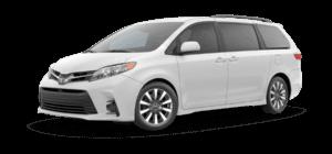2019 Toyota Sienna LE 4D Passenger Van
