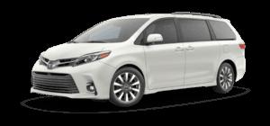2019 Toyota Sienna Limited FWD 7-Passenger