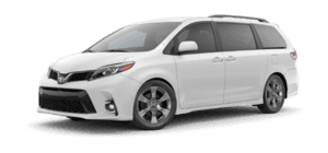 2019 Toyota Sienna 8 Passenger SE
