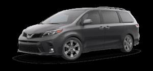 2019 Toyota Sienna SE FWD 8-Passenger