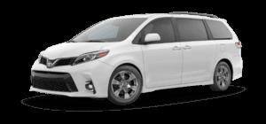 2019 Toyota Sienna SE 4D Passenger Van