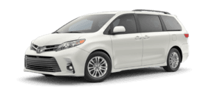 2019 Toyota Sienna 8 Passenger XLE