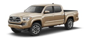 2019 Toyota Tacoma 2WD Limited Double Cab 5' Bed V6 AT