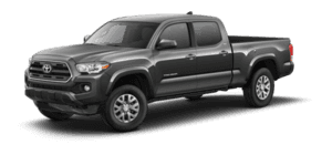 2019 Toyota Tacoma Double Cab Double Cab Automatic Long Bed SR5
