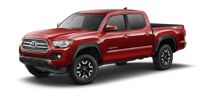 2019 Toyota Tacoma 4WD TRD Off Road Double Cab 5' Bed V6 A