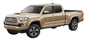 2019 Toyota Tacoma Double Cab Double Cab, Automatic, Long Bed TRD Sport