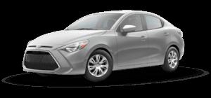 2019 Toyota Yaris L 4D Sedan