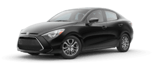 2019 Toyota Yaris 4-Door LE Auto Sedan