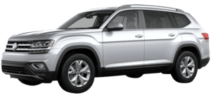 2019 Volkswagen Atlas SEL 4D Sport Utility