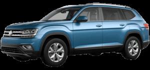 2019 Volkswagen Atlas 3.6L V6 SEL FWD