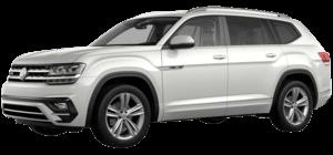 2019 Volkswagen Atlas 3.6L V6 SE w/Technology R-Line 4D Sport Utility