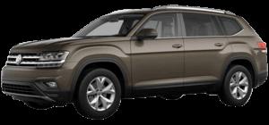 2019 Volkswagen Atlas SE 4D Sport Utility