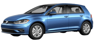2019 Volkswagen Golf TSI SE 4-Door 4D Hatchback