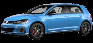 2019 Volkswagen Golf GTI 2.0T Rabbit Edition 4D Hatchback