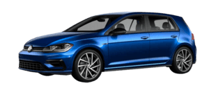 2019 Volkswagen Golf R DCC & Navigation 4Motion 4D Hatchback