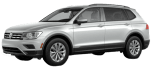 2019 Volkswagen Tiguan S 4D Sport Utility