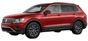 2019 Volkswagen Tiguan 2.0T SE FWD