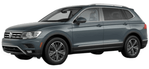 2019 Volkswagen Tiguan SEL 4D Sport Utility