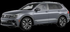 2019 Volkswagen Tiguan 2.0T SEL Premium R-Line 4D Sport Utility