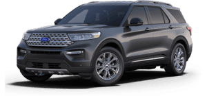 2020 Ford Explorer Limited 4D Sport Utility