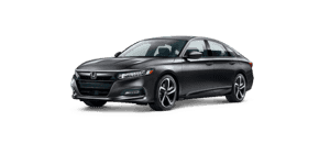 2020 Honda Accord Sedan 1.5T L4 Sport
